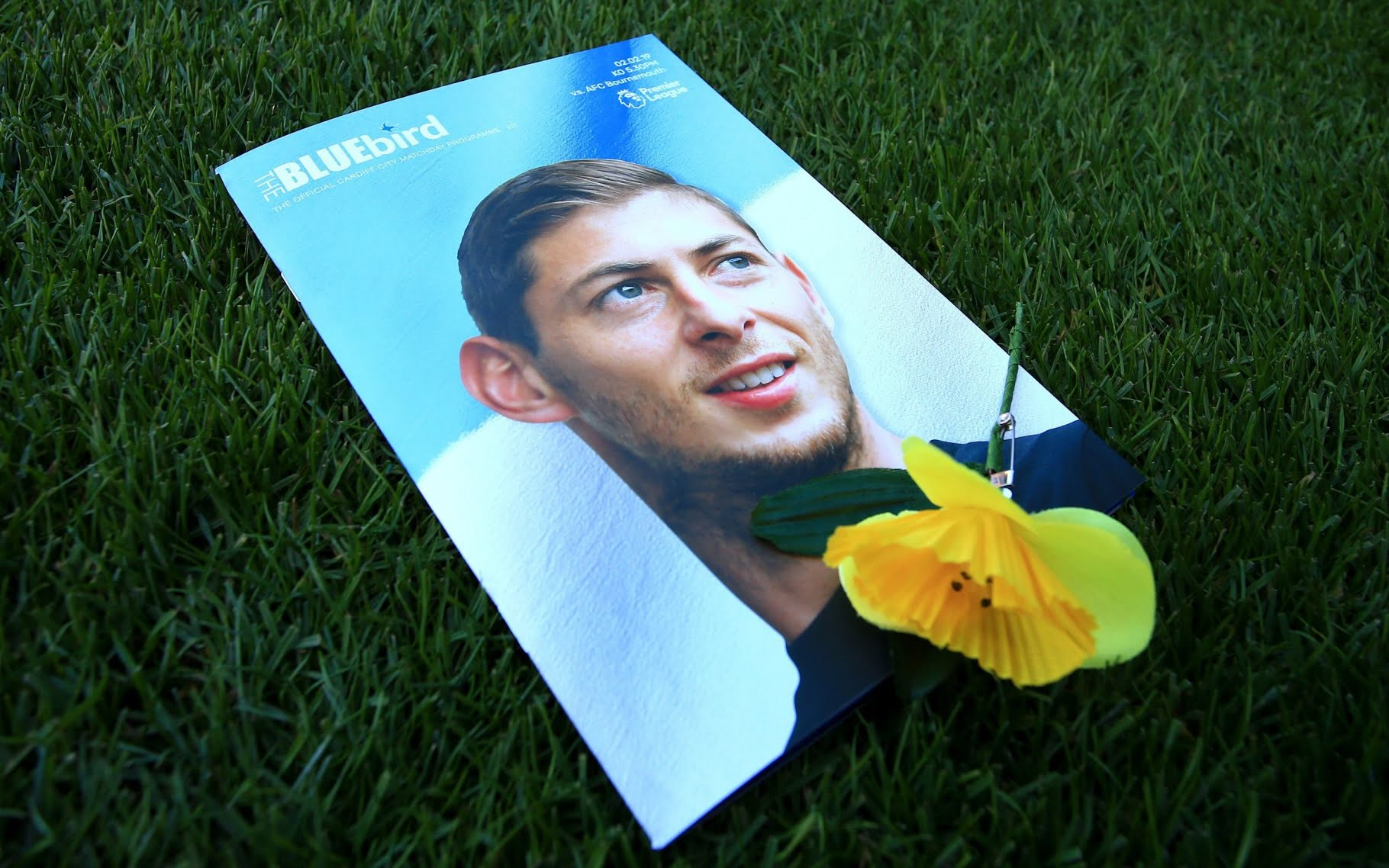 Sala was killed in a plane crash in January