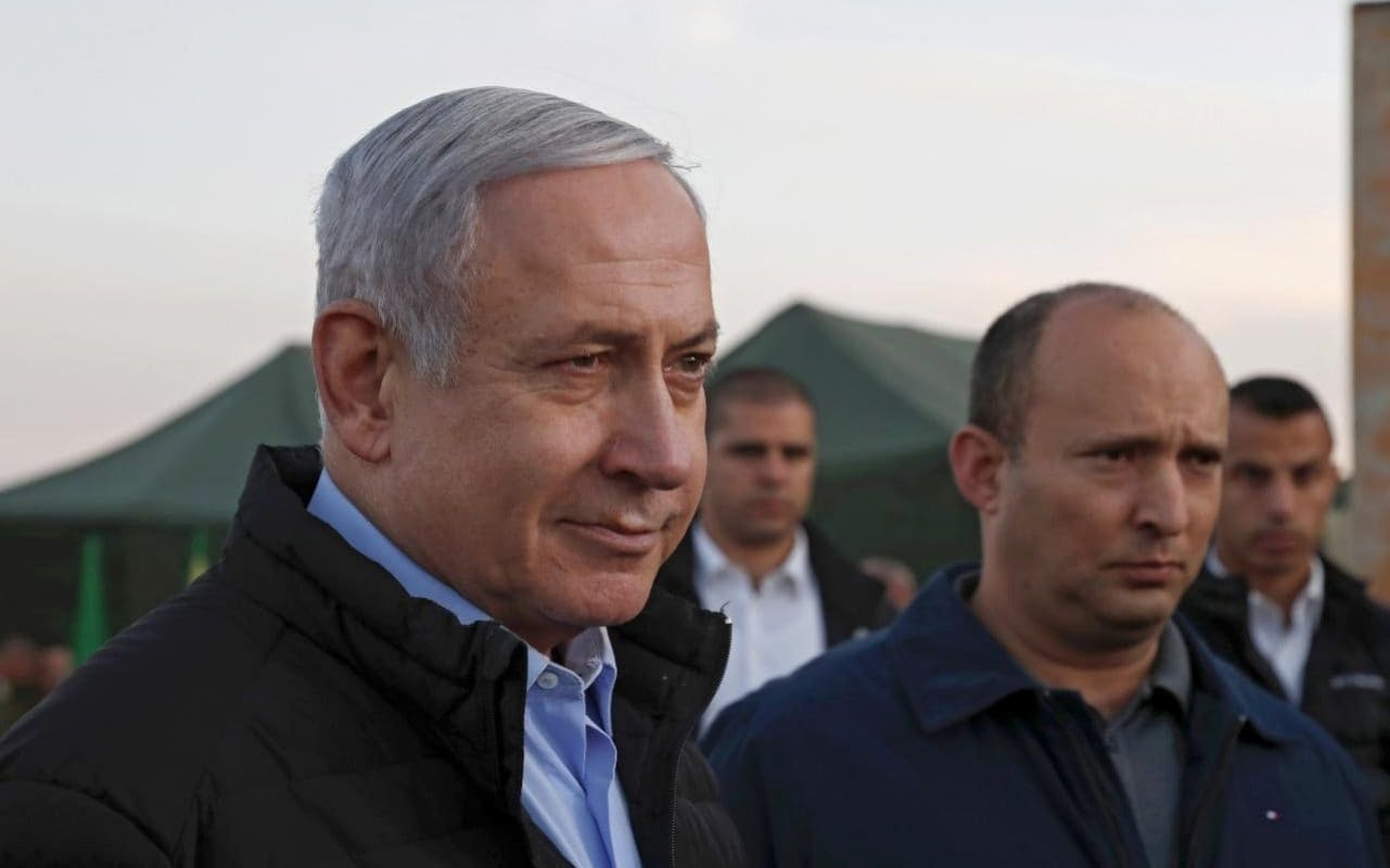 Benjamin Netanyahu has opposed the creation of a fully independent Palestinian state