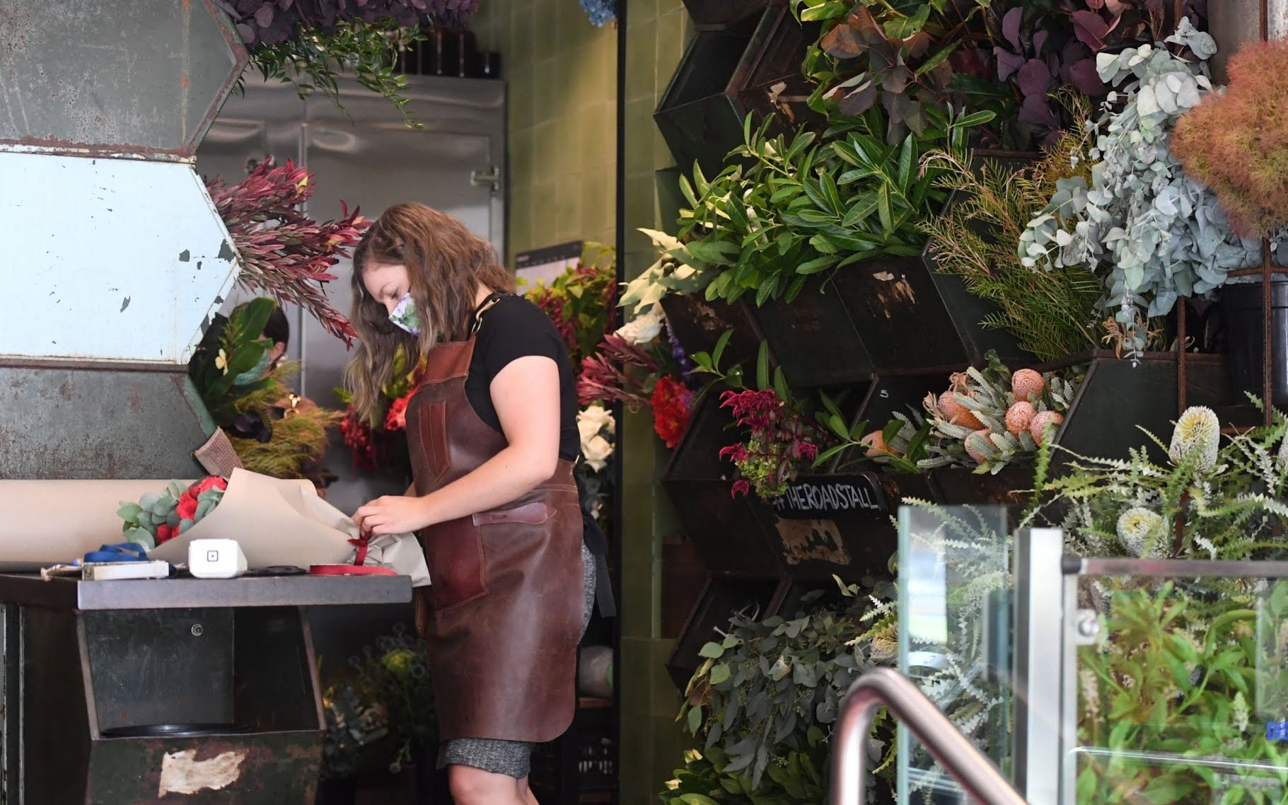 Mother's Day flowers may not arrive as florists run out of delivery slots