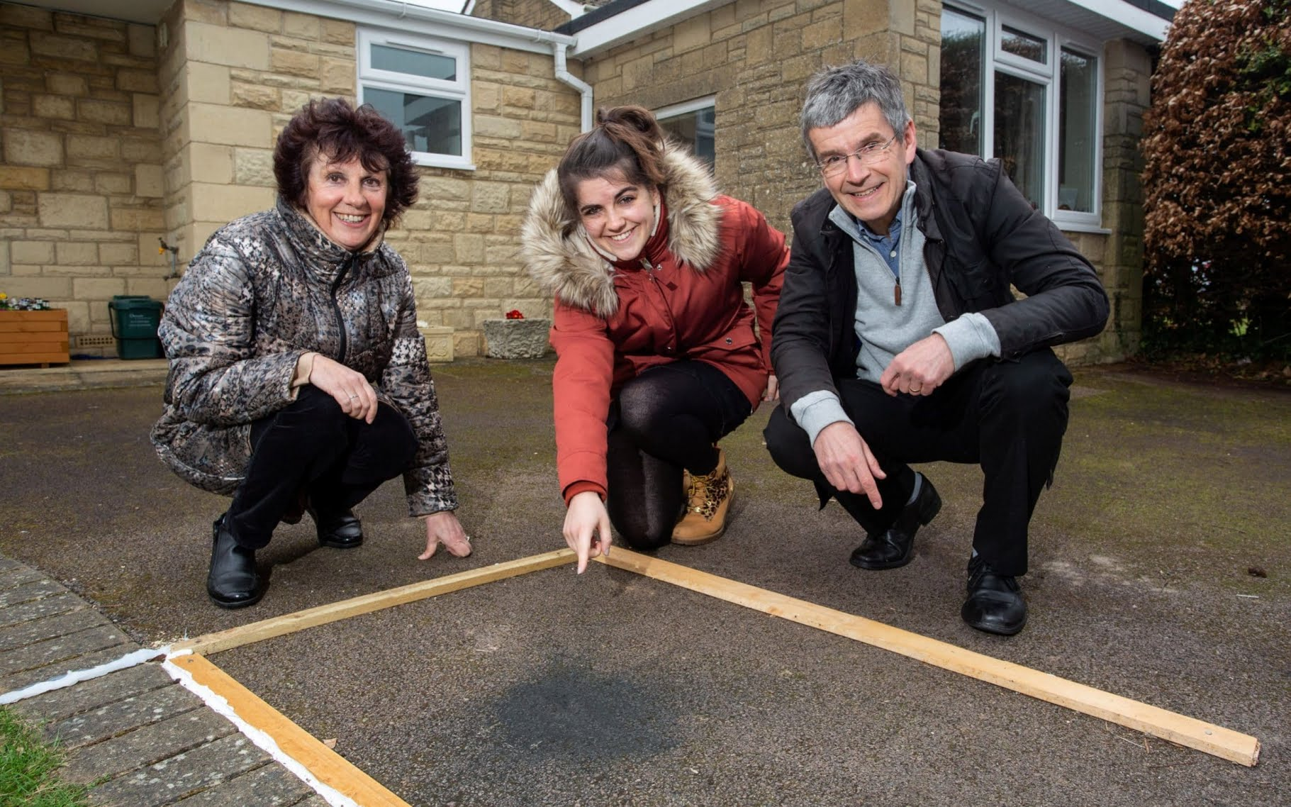 How a Cotswold driveway may end up in Natural History Museum after being hit by 'incredible' meteor