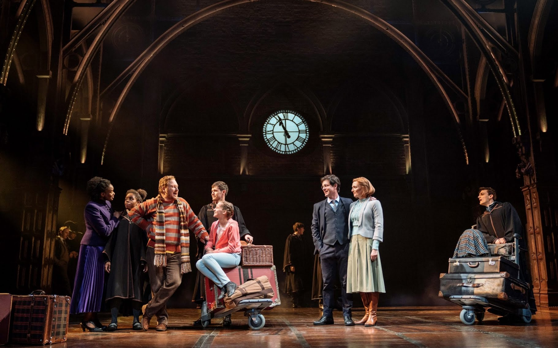 The huge West End hit Harry Potter and the Cursed Child