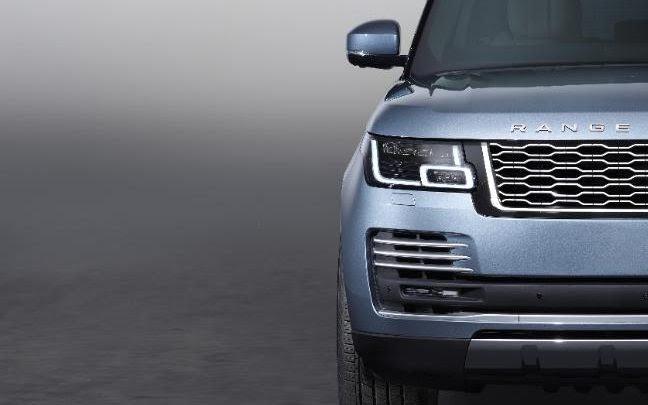 2-door luxury Range Rover to debut soon