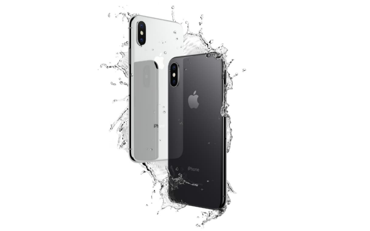 The iPhone X will come in silver and space grey