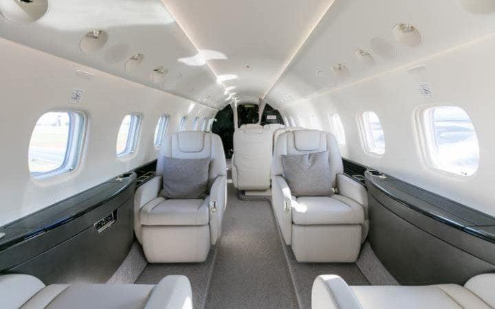 A JetSmarter jet