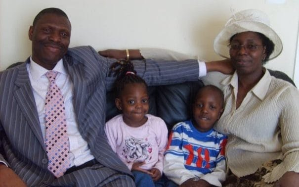 Wife Of RCCG Pastor Who Drowned In Spain With Their 2 Children Speaks 2