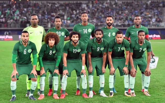 Saudi Arabia are playing in their first World Cup since 2006